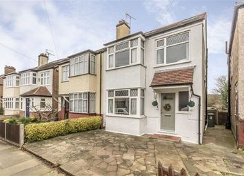Thumbnail 4 bed semi-detached house for sale in Alton Gardens, Whitton, Twickenham