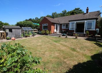 Thumbnail 3 bedroom detached bungalow for sale in Exmouth Road, Exton, Exeter