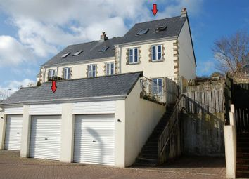 Thumbnail 4 bed end terrace house for sale in The Brambles, Lostwithiel