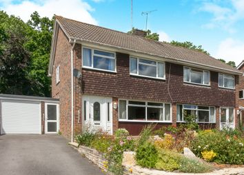 Thumbnail 3 bed semi-detached house for sale in Central Way, Oxted