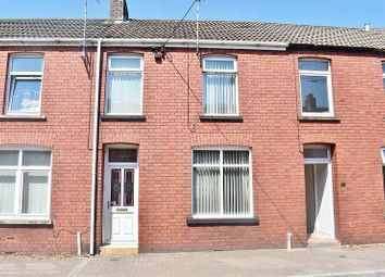 Thumbnail 3 bed terraced house for sale in Wigan Terrace, Bryncethin, Bridgend.