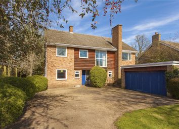 Thumbnail 5 bed detached house for sale in Long Road, Cambridge