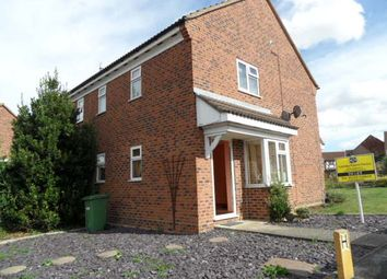 Thumbnail 1 bedroom end terrace house to rent in Waveney Road, St.Ives, Cambridgeshire