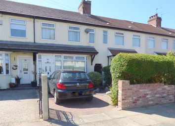 Thumbnail 3 bed terraced house for sale in Sergrim Road, Huyton, Liverpool