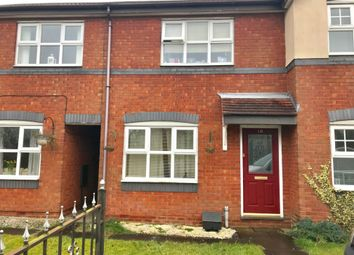 Thumbnail 2 bed terraced house to rent in Waterbrook Way, Cannock
