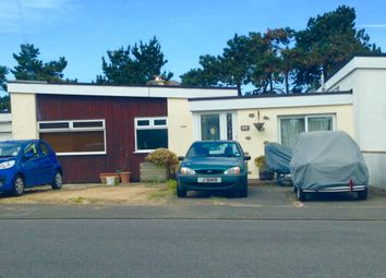 Thumbnail 3 bed bungalow for sale in Quennevais Park, St Brelade