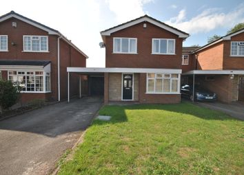 Thumbnail 3 bed detached house to rent in Pipers Green, Hall Green, Birmingham
