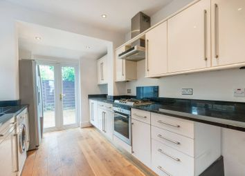 Thumbnail 3 bed terraced house to rent in Waldeck Road, Strand On The Green