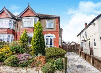 Thumbnail 4 bed semi-detached house for sale in Connaught Avenue, Grimsby