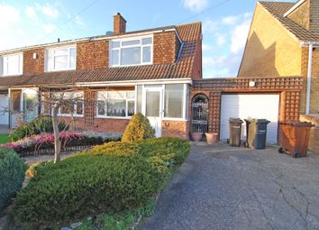3 bed semi-detached house for sale in Flowerhill Way, Istead Rise, Gravesend DA13