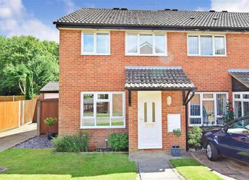 Thumbnail 3 bed semi-detached house for sale in The Canter, Crawley, Worth, West Sussex