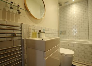 Thumbnail 1 bed flat to rent in Allcroft Road, London