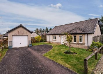 Thumbnail 3 bed detached bungalow for sale in Waukmill Drive, Blackford, Auchterarder, Perth And Kinross