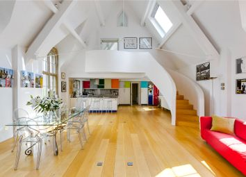 Thumbnail 4 bed flat for sale in Royal Victoria Patriotic Building, John Archer Way, London