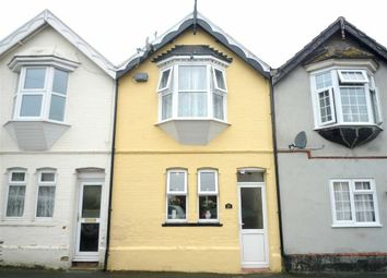 Thumbnail 2 bedroom terraced house for sale in Ferndale Road, Weymouth, Dorset