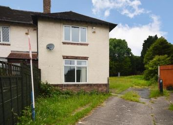 Thumbnail 3 bed end terrace house for sale in Browning Close, Sheffield, South Yorkshire