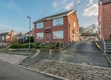 Thumbnail 1 bed flat for sale in Daffil Grove, Churwell
