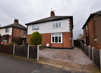 3 bed semi-detached house for sale in Park Road, Loughborough LE11