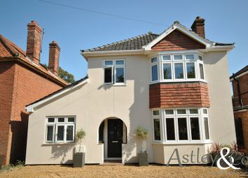 Thumbnail 5 bed detached house for sale in Wroxham Road, Sprowston, Norwich