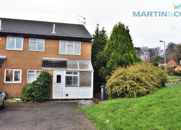 Thumbnail 1 bedroom terraced house to rent in Tangmere Drive, Fairwater, Cardiff