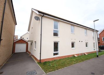 Thumbnail 4 bed semi-detached house for sale in Jaguar Lane, Bracknell