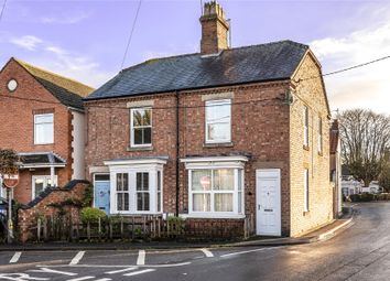 Thumbnail 2 bed semi-detached house for sale in Station Road, Ruskington
