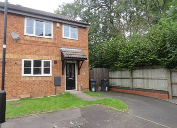 Thumbnail 2 bed semi-detached house to rent in Delancey Keep, Sutton Coldfield