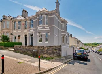 Thumbnail 4 bed terraced house for sale in Peverell Park Road, Peverell, Plymouth