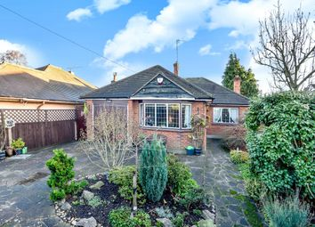 Thumbnail 2 bed detached bungalow for sale in Ongar Road, Abridge, Romford, Essex