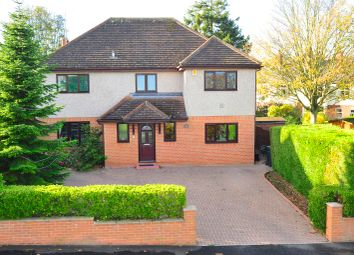 Thumbnail 4 bed detached house to rent in Woodlands Road, Harrogate, North Yorkshire