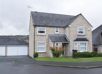 Thumbnail 4 bed detached house for sale in Charnock Close, Savile Park, Halifax