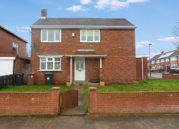 Thumbnail 3 bedroom detached house for sale in Granville Drive, Forest Hall, Newcastle Upon Tyne