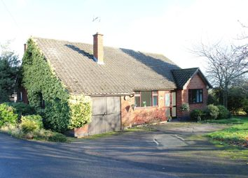 Thumbnail 3 bed detached bungalow for sale in Stoney Stanton, Leicestershire