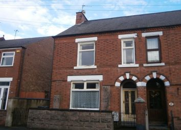 Thumbnail 3 bed semi-detached house for sale in Craig Street, Long Eaton, Nottingham