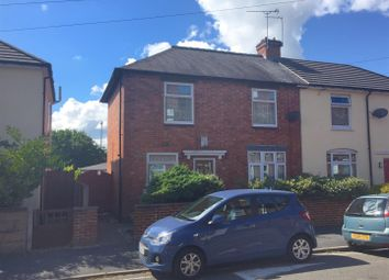 Thumbnail 3 bed semi-detached house for sale in Gordon Street, Burton-On-Trent