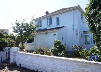 Thumbnail 4 bed detached house for sale in Park Estate, La Route Des Genets, St. Brelade, Jersey