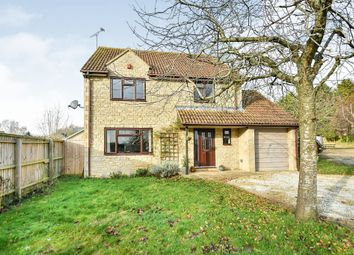 Thumbnail 4 bed detached house for sale in Greenhill, Neston, Corsham