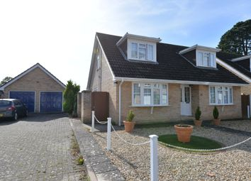 Thumbnail 3 bed detached house for sale in Little Barrs Drive, New Milton