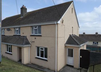 Thumbnail 3 bed property to rent in Tregullow Road, Falmouth