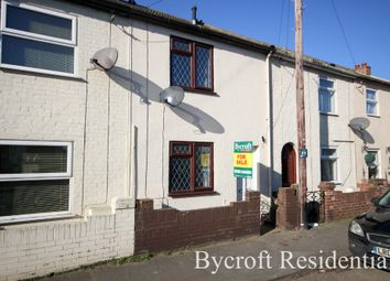 Thumbnail 3 bed terraced house for sale in Yarmouth Road, Caister-On-Sea, Great Yarmouth