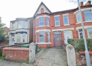 Thumbnail 4 bed semi-detached house for sale in Rosebery Avenue, Wallasey