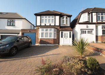 Thumbnail 3 bed detached house for sale in Seaforth Gardens, Stoneleigh, Epsom