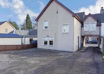 Thumbnail 2 bed flat for sale in Main Road, Aberuthven, Auchterarder