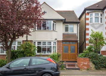 Thumbnail 4 bed semi-detached house for sale in Chandos Road, East Finchley, London