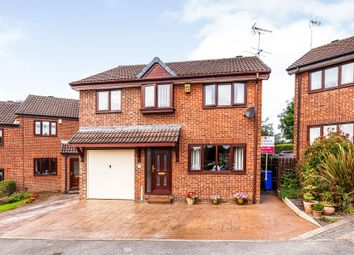 4 bed detached house for sale in Cragdale Grove, Mosborough, Sheffield S20