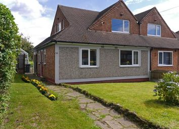 Thumbnail 4 bed bungalow for sale in Southgate Road, Kingstanding, Birmimgham, West Midlands