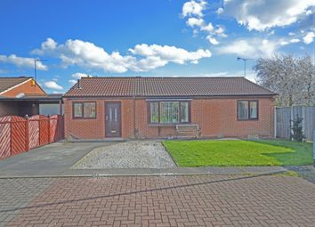 Thumbnail 2 bed detached bungalow for sale in Brookfield Court, Normanton