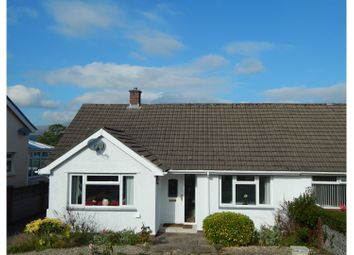 Thumbnail 2 bed bungalow for sale in Broadmead, Abergavenny