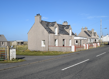 Thumbnail 3 bed detached house for sale in Habost, Port Of Ness, Isle Of Lewis