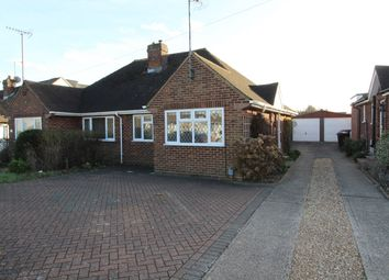 Thumbnail 2 bed semi-detached bungalow for sale in Stormont Road, Hitchin